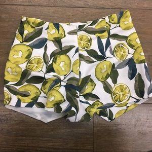 Topshop PETITE Shorts - NWOT Topshop petite shorts / skort 2